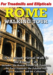 Rome Virtual Walking Tour