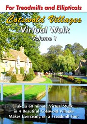 Cotswold Billages Virtual Walk- Volume 1