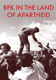 Rfk in the land of apartheid. A Ripple of Hope cover image