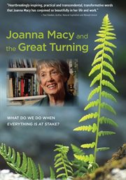 Joanna Macy and the Great Turning cover image