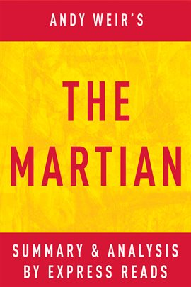 Cover image for The Martian by Andy Weir | Summary & Analysis