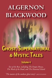 Ghost, supernatural & mystic tales vol 4 cover image