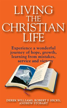 Cover image for Living the Christian Life