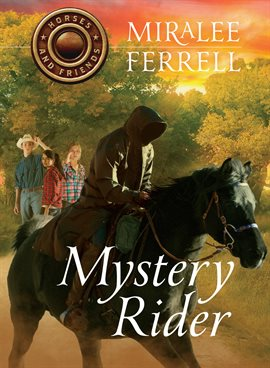 Cover image for Mystery Rider