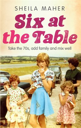 Cover image for Six at the Table