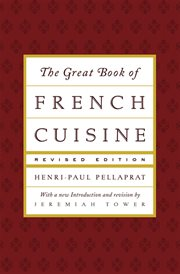 The great book of French cuisine cover image