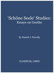 """Schöne, Seele"" Studies"