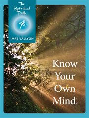 Know your own mind cover image