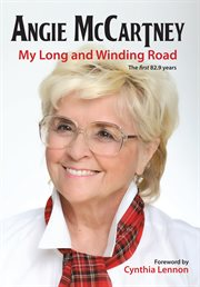 Angie McCartney: my long and winding road cover image