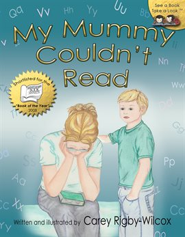 Cover image for My Mummy Couldn't Read