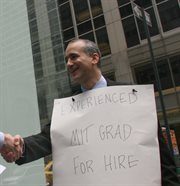 Experienced Mit Grad for Hire