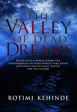 Cover image for The Valley of Dead Dreams