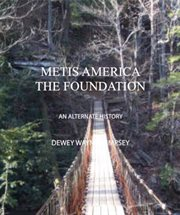 Metis america - the foundation. An Alternate History cover image