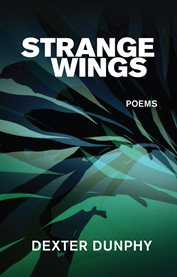 Strange wings cover image