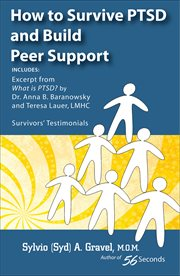 How to survive PTSD and build peer support cover image
