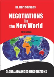 Negotiations in the New World