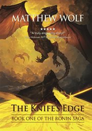 The knife's edge cover image