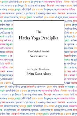 Cover image for The Hatha Yoga Pradipika (Translated)
