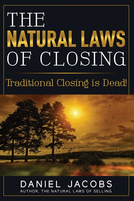 Cover image for The Natural Laws of Closing