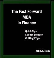 The fast forward MBA in finance cover image