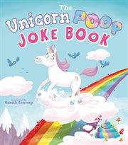 The unicorn poop joke book cover image