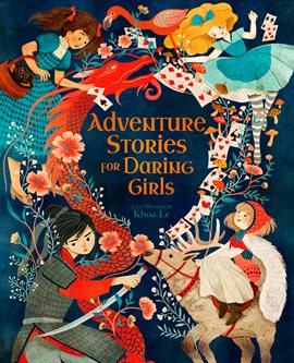 Cover image for Adventure Stories for Daring Girls
