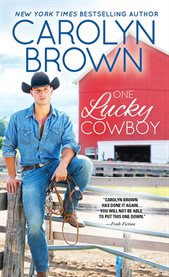 One lucky cowboy cover image