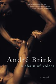A chain of voices cover image