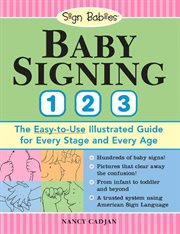 Baby Signing 1, 2, 3