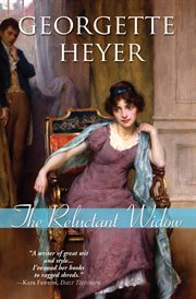The reluctant widow cover image