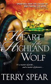 Heart of the highland wolf cover image