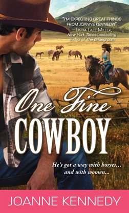 Cover image for One Fine Cowboy