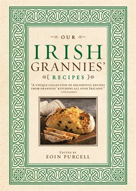 Our Irish Grannies' Recipes, book cover