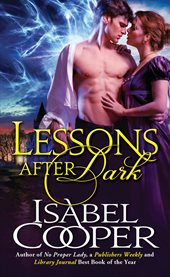 Lessons after dark cover image