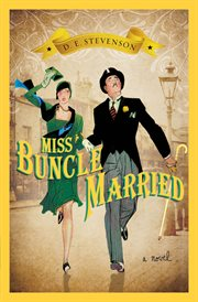 Miss Buncle married cover image