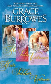 The Windham Series Boxed Set (volumes 1-3)