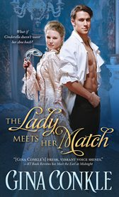 The lady meets her match cover image