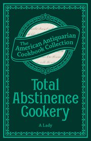 Total Abstinence Cookery