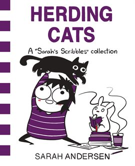 Herding Cats: A Sarah's Scribbles Collection, book cover