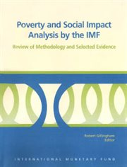 Poverty and Social Impact Analysis by the IMF