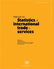 Manual on Statistics of International Trade in Services