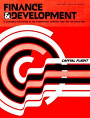 Finance and Development, Volume 24, Number 1