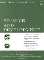Finance and Development, Volume 2, Number 2