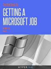 Getting A Microsoft Job