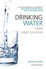 Drinking water : a history cover image
