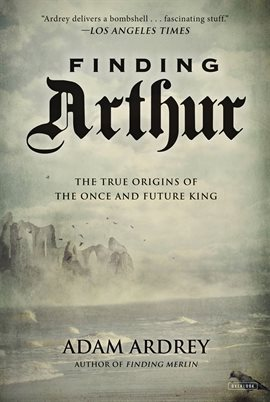 Cover image for Finding Arthur