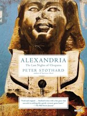 Alexandria : the last nights of Cleopatra cover image
