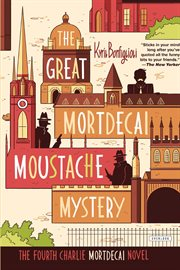 The great Mortdecai moustache mystery cover image