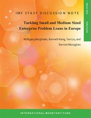 Tackling Small and Medium Enterprise Problem Loans in Europe