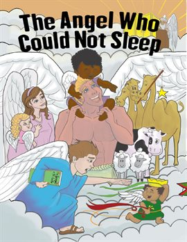 Cover image for The Angel Who Could Not Sleep